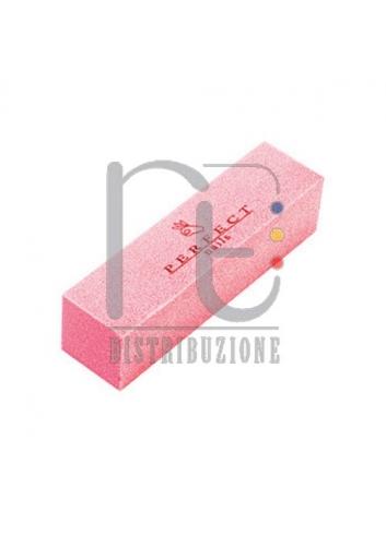 PERFECT NAILS LIME E BUFFER PROFESSIONAL WIDE FILE COD. PNR 0304