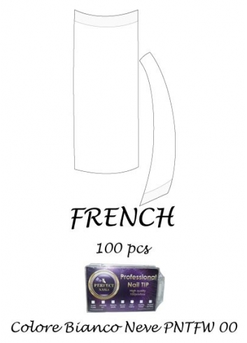 TIPS FRENCH 100 PCS