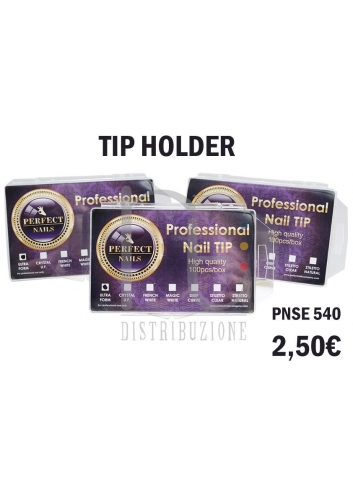 TIP HOLDER CONTENITORE
