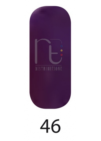 PERFECT NAILS COLORI ACRILICI STANDARD COLOR ACRYLIC POWDER INDIGO  CODICE COLORE 052