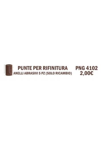 PUNTE PER RIFINITURA